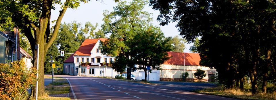 Willkommen in der Ortschaft Jütrichau